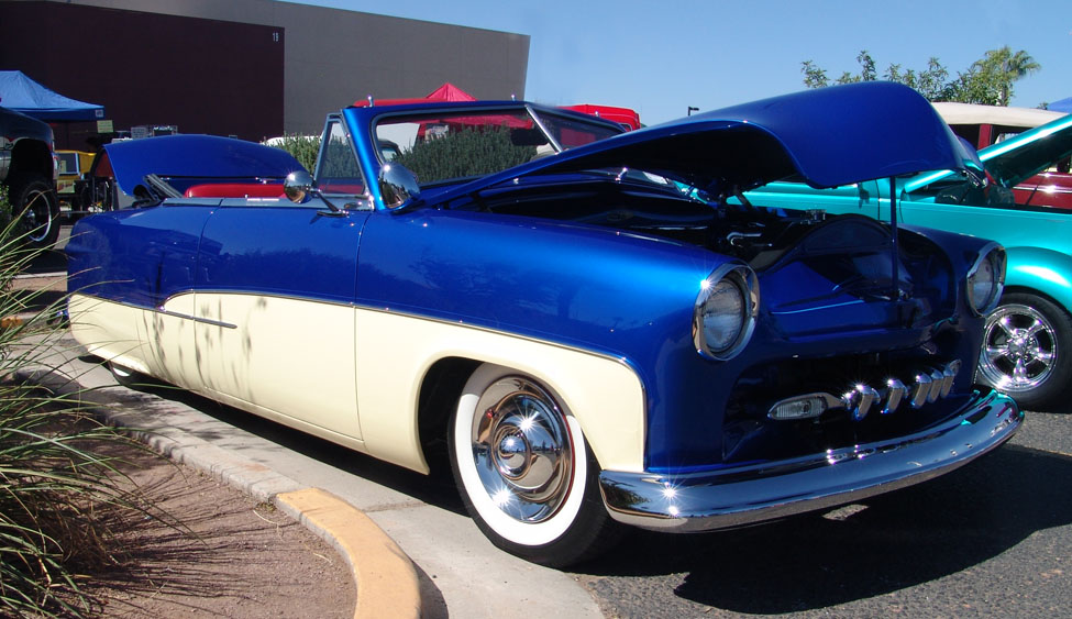 Hot cars Goodyear