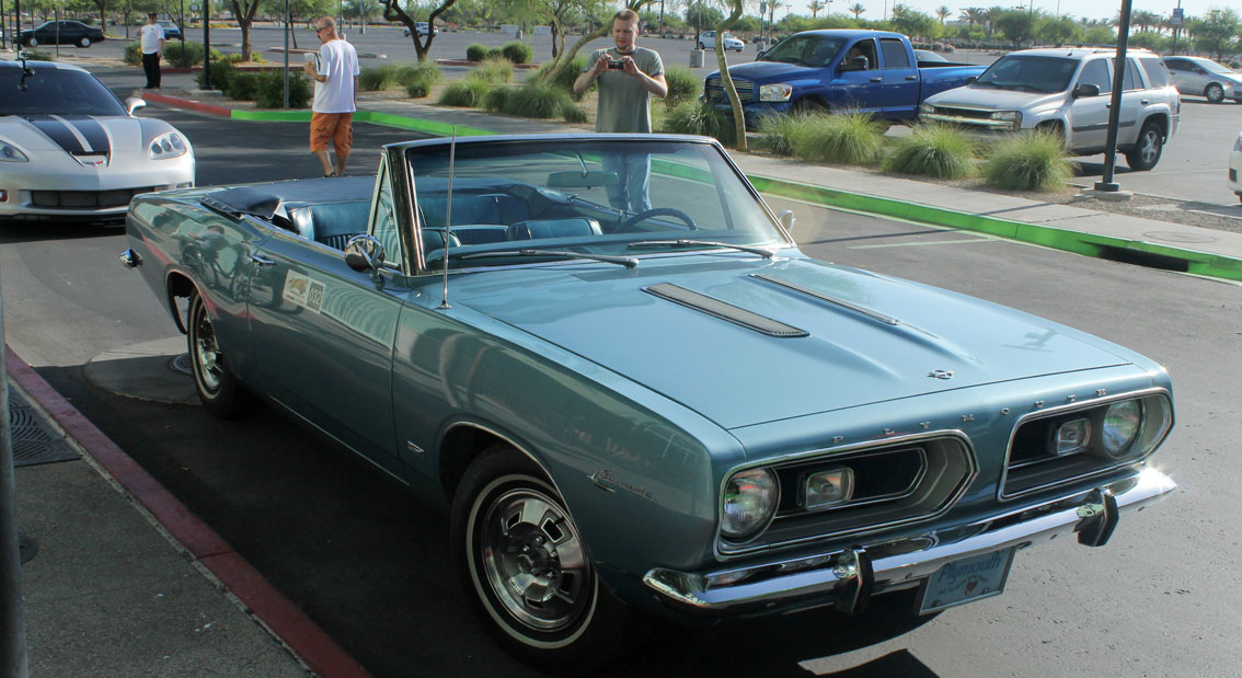 Glendale Car Show