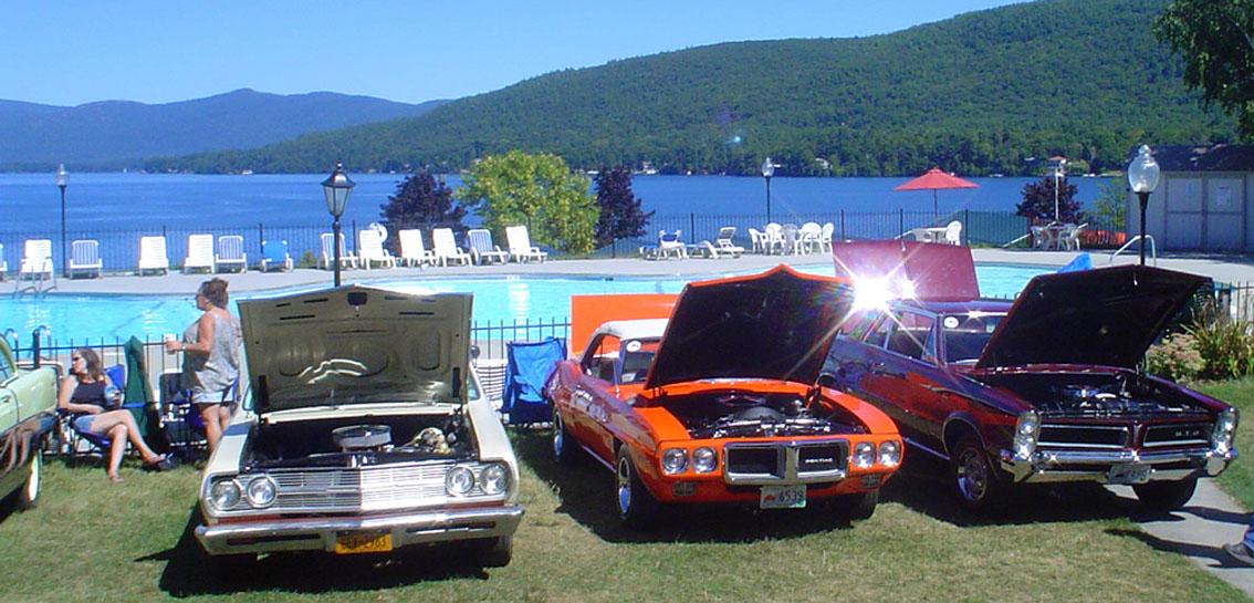 Lake George Car Show