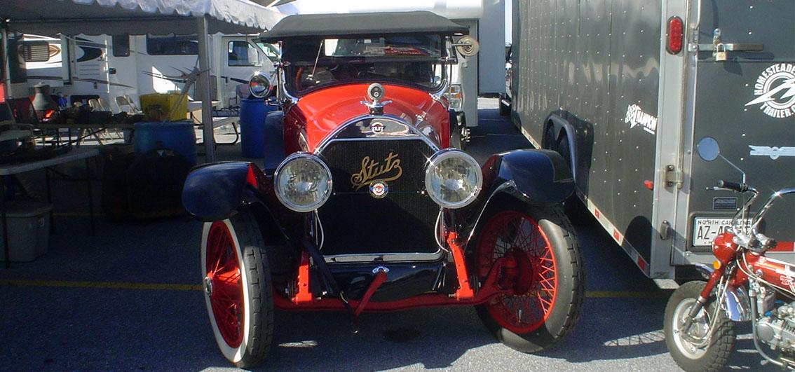 Hot Cars - Usa flea market car show
