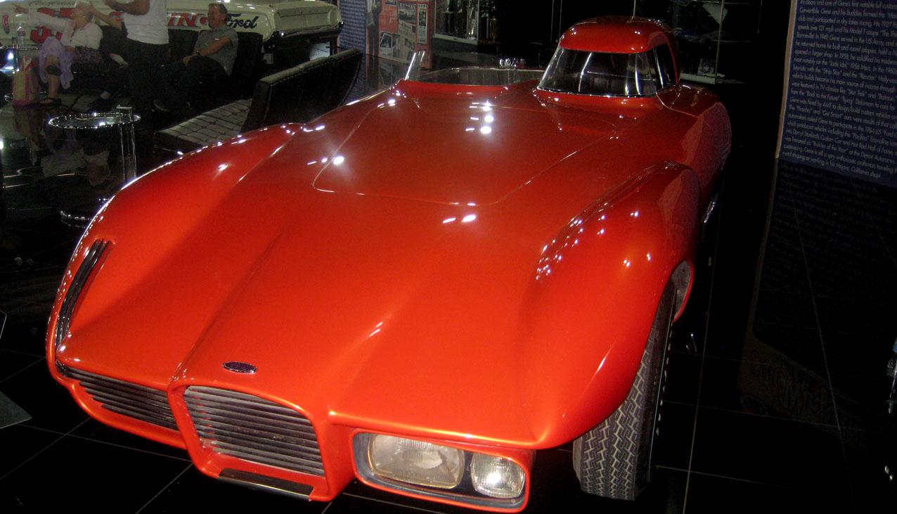 Lovxlrno - Galpin ford car show