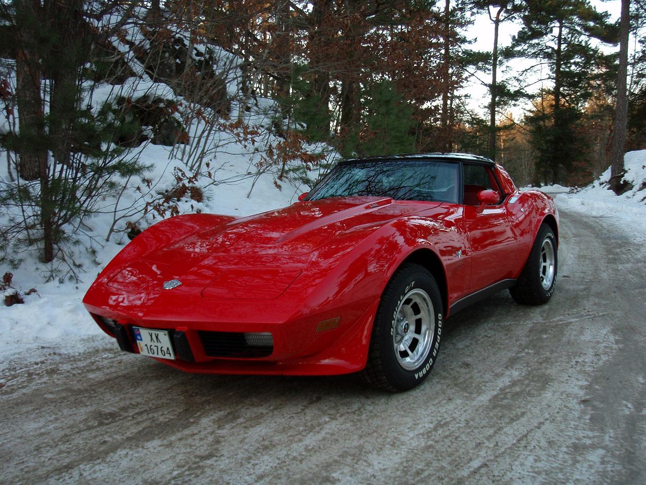 Car Brake Pads >> 1978 Chevrolet Corvette
