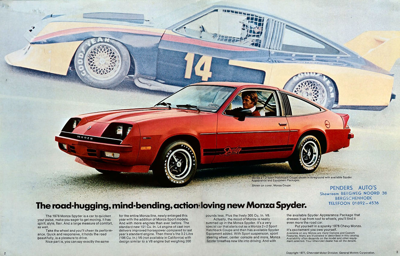 All Chevy 1977 chevrolet monza : 1978 Chevy Monza Car | Chevrolet Monza-monzafinished-5.jpg | See ...